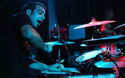 Corso di batteria pop, jazz, rock, multistilistico
