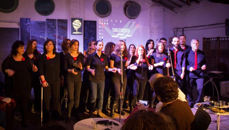 Coro Gospel & Pop con Monica Proietti Tuzia