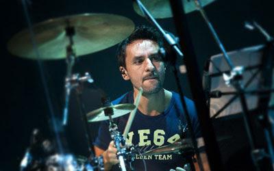Stefano Marazzi lezioni di batteria pop rock corsi professionali di batteria