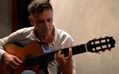 Maurizio Pizzardi lezioni di chitarra jazz corsi professionali di chitarra