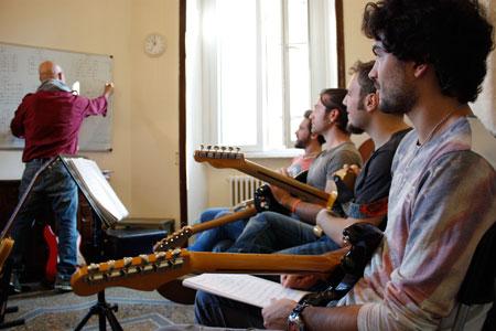 scuola di musica percentomusica metodo