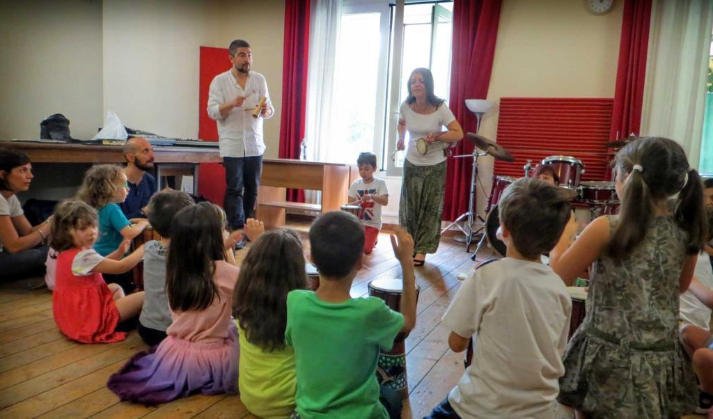 La Musica a Piccoli Passi con Livio Fiorini